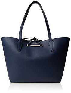 Guess Womens Bobbi Inside Out Tote Handbag, Multicolor (Navy Multi), One Size Reversible bag woman shopping, Hwvg64-22360, Double handles, internal multifunction pockets, lining logoed Guess, 20% Cotton 80% Polyester,, Reversible, internal pouch ma (Barcode EAN = 0885935987486) http://www.comparestoreprices.co.uk/december-2016-5/guess-womens-bobbi-inside-out-tote-handbag-multicolor-navy-multi--one-size.asp