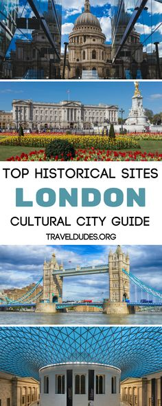 Hit these bucket list worthy sites on your next trip to London. Despite the bountiful list of things to do in the most populated city of England, you are sure to love these attractions. Get lost in literature at the Charles Dickens Museum, find yourself shrouded in fog at the top of the Tower of London, and live your best The Crown moment at Buckingham Palace. Travel in London. | Travel Dudes Travel Community #London #England