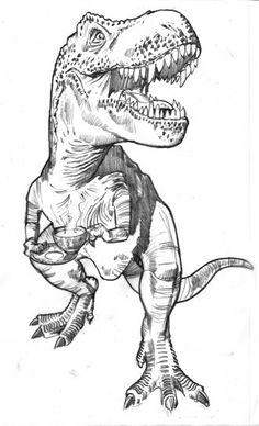 t rex ausmalbild - ausmalbilder für kinder | ausmalbilder