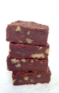Glutenfri Sukkerfri Mælkefri Brownie