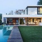 Casa Tana / Estudio Pka - Arquimaster Villa, House Numbers, Garden Accessories, Residential Architecture, Modern House Design, Minimalism, House Plans, Home And Family, New Homes