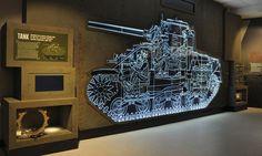 SKOT / KOKPIT York Army Museum - Studio MB
