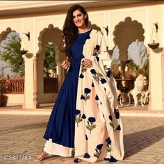 Designer eid Wear Indian ethnic Bollywood Fashion Salwar Kameez for Girl L Size Indian Gowns Dresses, Indian Fashion Dresses, Dress Indian Style, Indian Outfits, Fashion Outfits, Ethnic Fashion, Fashion Black, Fashion Spring, Woman Fashion