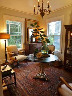 for the love of a house: the reading room today