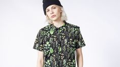 Wildfang The Ultimate WF Botanical Button Up - 3