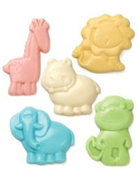 Baby Animal Minis Candy Molds - Baby - 8201