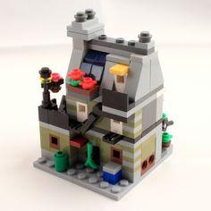 Parisian Restaurant Mini Modular
