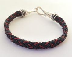 Captain Swan leather bracelet by MariaOfAllTrades on Etsy