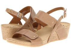 Clarks Women's Clarks Alto Disco Wedge Sandal for only $46.43 You save: $38.57 (45%)