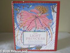 The Light Princess by George, adapted By Robin McKinley and illustrated by Katie Thamer Treherne MacDonald,http://www.amazon.com/dp/B000K3JI9G/ref=cm_sw_r_pi_dp_8g-xtb100NA0A5AF
