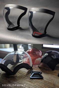 Cycling Mask, New Technology Gadgets, Arte Robot, Airsoft Gear, Respirator Mask, Seal Design, Cool Masks, Armor Concept, Full Face