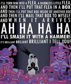 ah ha ha ha! Love this movie   http://cinematicmovieposters.blogspot.com
