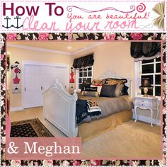 How To Clean Your Room ♥ - Polyvore