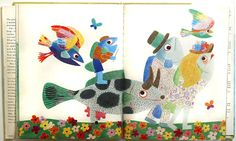 Animalarium - Leo Lionni - Fish is Fish 1970