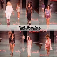 O tema desse ano do Miami Fashion Week 2016 foi Resort Wear, por isso se preparem pra ver muitos looks freshs e chiques ao mesmo tempo. Desfile Custo Barcelona.