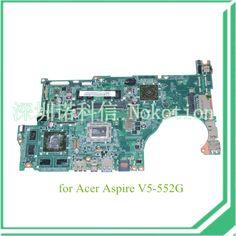 DA0ZRIMB8E0 REV E NBMCU11001 NB.MCU11.001 For acer aspire V5-552G laptop motherboard #Affiliate