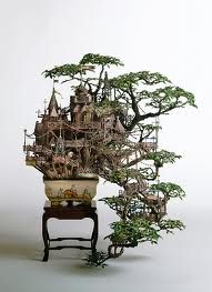 incredible bonsai tree houses