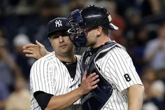 New York Yankees trade Brian McCann to Houston Astros