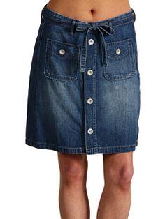 Denim skirt!:)