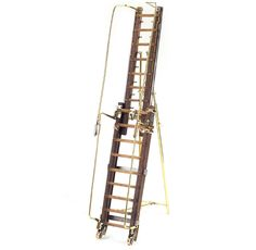 An Extension Ladder From 1878 I Need One Of These In My Library