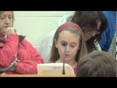 5th grader speaks out against Common Core Syndrome