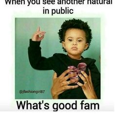 15 of the Best Natural Hair Memes - Voice of Hair