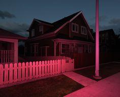 Kanada'lı Bir Fotoğrafçı Tarafından Çekilen Neon Renklerde 11 Kanada Fotoğrafı