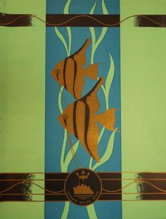 "Cover Menu Cunard White Star, 1939, R.M.S.""Queen Mary"" Tourist Class Dinner."