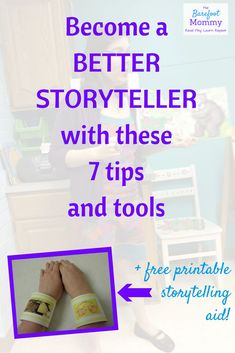 Seven Tips and Tools to Become a Better Storyteller - The Barefoot Mommy Preschool Literacy, Preschool Books, Early Literacy, Teaching Short Stories, Moral Stories For Kids, Creative Writing Techniques, Wordless Book, Barefoot Books, Learning