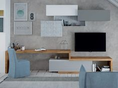 What You Need To Do About Wall Unit Ideas Living Room 144 - boho living r. What You Need To Do About Wall Unit Ideas Living Room 144 Bedroom Wall Units, Desk Wall Unit, Living Room Wall Units, Ikea Living Room, Tv In Bedroom, Boho Living Room, Kitchen With Living Room, Ikea Wall Units, Modern Wall Units