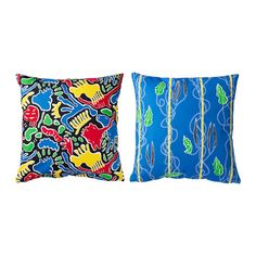 AVSIKTLIG Cushion cover IKEA Reversible; two identical sides for even wear. The zipper makes the cover easy to remove.