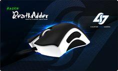 Razer DeathAdder – Counter Logic Edition