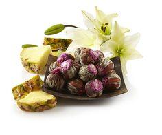 Pineapple Kawaii Blooming Tea