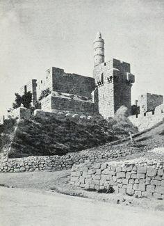 [Ottoman Empire] Jerusalem and Galilee, Palestine, 1890-1900s (Osmanlı Dönemi Kudüs ve Celile, Filistin)