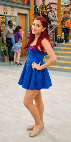 I <3 this blue dress