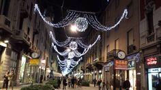 Via Paolo Sarpi Night