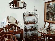 Rincones de masphere, tu tienda de decoración vintage en Madrid.  #brocante #masphere #chamberi #antiguedades