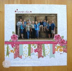 CTMH: National Scrapbooking Month: Happy Times!