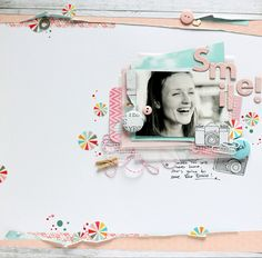 #papercraft #scrapbooking #layout -   All That Scrap: Layouts