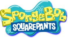 This is a very visual logo because the texture of the spongebob part mimics a sponge and the squarepants part is very angular and show the hard edges like a square. The colors used are soft and welcoming and seem childish. It brings attention to the first set of words and lets the eye flow through the text. It is overall successful.