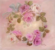 Gorgeous painting by Cindy Ellis