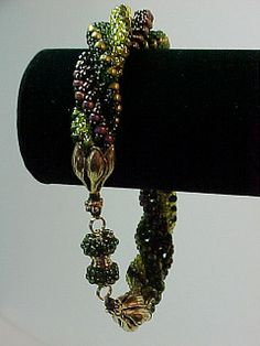 Triple Spiral Bracelet 2