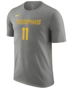 1de766942 Nike Men Mike Conley Jr. Memphis Grizzlies City Player T-Shirt 2018