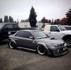 Sti so clean, looks like those undercover cops at the tracks