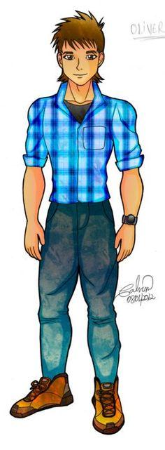 Sr Oliver - Studios Golcal® 2012 Todos os direitos Reservados