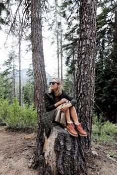 Glamping in Sequoia National Park Sequoia National Park, National Parks, Bobbi Brown Makeup Artist, Bold Lips, Best Lingerie, Gal Pal, Girl Crushes, Glamping, Amazing Women