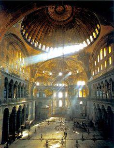 Hagia Sophia, Istanbul, Turkey! beautiful.