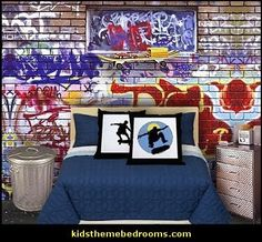 Skateboard Bedroom skateboard bedrooms | skateboard room | brody's room | pinterest