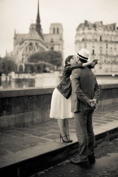 Paris Engagement - photo by Juliane Berry