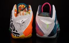 Nike LeBron 11 What the LeBron Hitting Retailers on http://www.kixandthecity.com